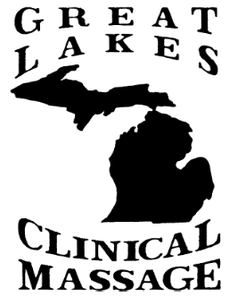 Great Lakes Clinical Massage Logo